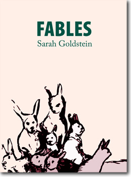 """The Many Kinds of Sleep: """"Fables"""" by Sarah Goldstein"""
